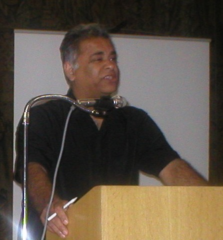 Suresh Grover, leading human rights activist and Chair of the Human Rights Monitoring Group